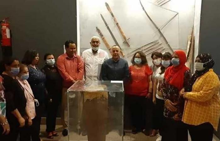 افتتاح معرض الحياة العسكرية بمتحف الأقصر
