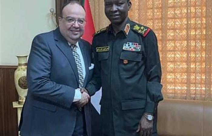 السفير المصري بالخرطوم: استقرار السودان جزء لا يتجزأ من استقرار مصر