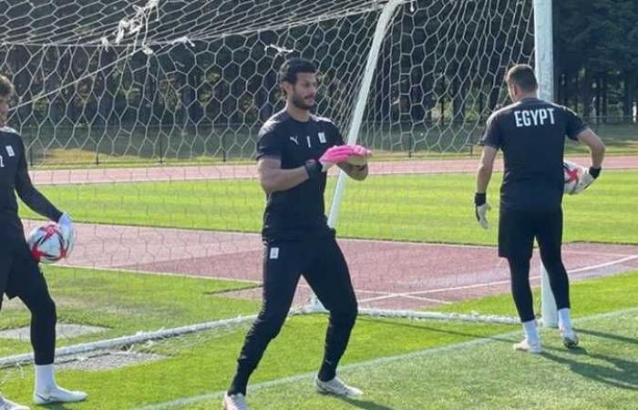 تشكيل منتخب مصر الأولمبي اليوم امام اسبانيا .. الشناوي يقود الفراعنة في الاولمبياد