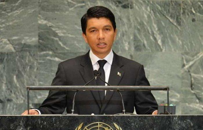 نجاة رئيس مدغشقر من محاولة اغتيال