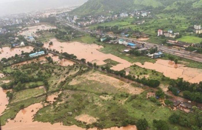 مصرع 36 شخصًا وفقدان العشرات في انزلاق للتربة في الهند