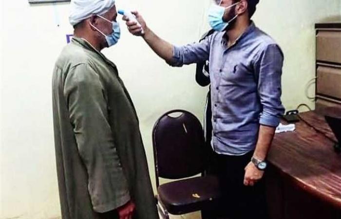 83669 مواطنا حصلوا على لقاح فيروس كورونا في القليوبية