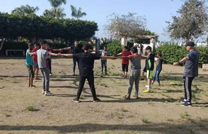 محافظ كفر الشيخ يشيد بالمشاركة المجتمعية في ممارسة الرياضة