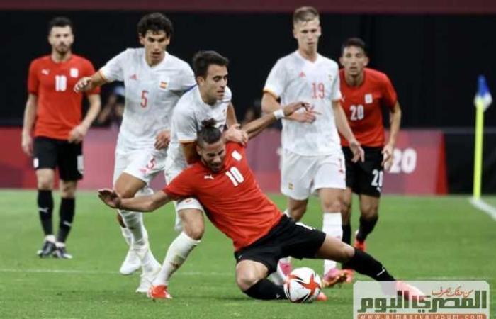 منتخب مصر الأولمبي والأرجنتين بث مباشر في أولمبياد طوكيو 2020