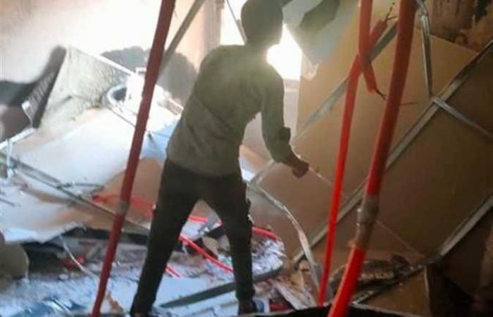 بعد حريق منزلها بسبب التكييف.. أحمد بدير يطمئن جمهوره على ابنته وحفيدته (صور)