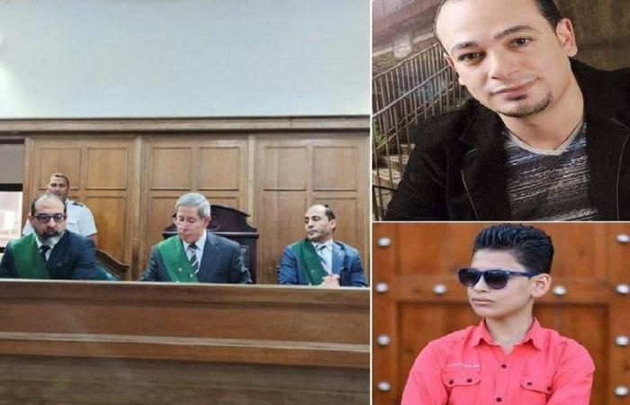 قبل الحكم بإعدامه.. فيديو رسالة مؤثرة من قاضٍ لأب ذبح ابنه