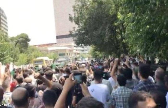 أمريكا تدين استخدام إيران للعنف ضد المحتجين على نقص المياه بالأهواز