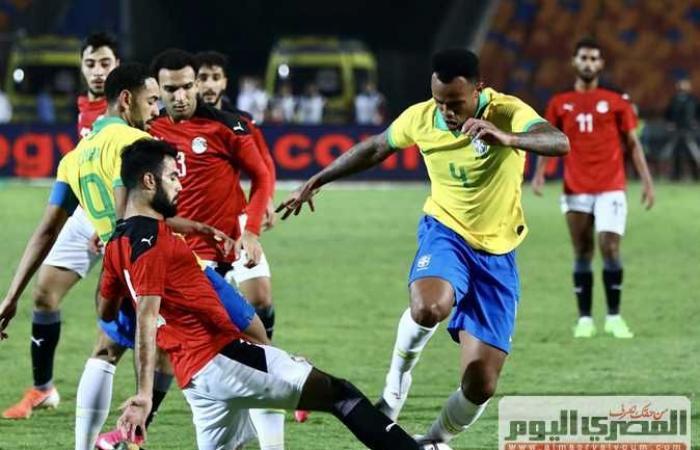 مشاهدة مباراة مصر والبرازيل الاولمبي بث مباشر في اولمبياد طوكيو 2021