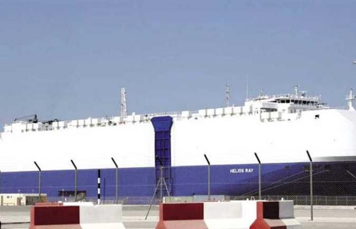 إيران: استهدفنا السفينة الإسرائيلية للرد على هجوم مطار الضبعة السوري