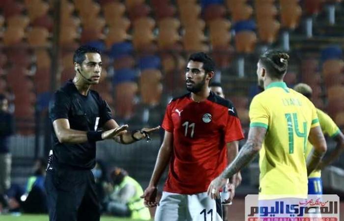 مصر صد البرازيل .. تشكيل المنتخبين المتوقع في المواجهة الاولمبية