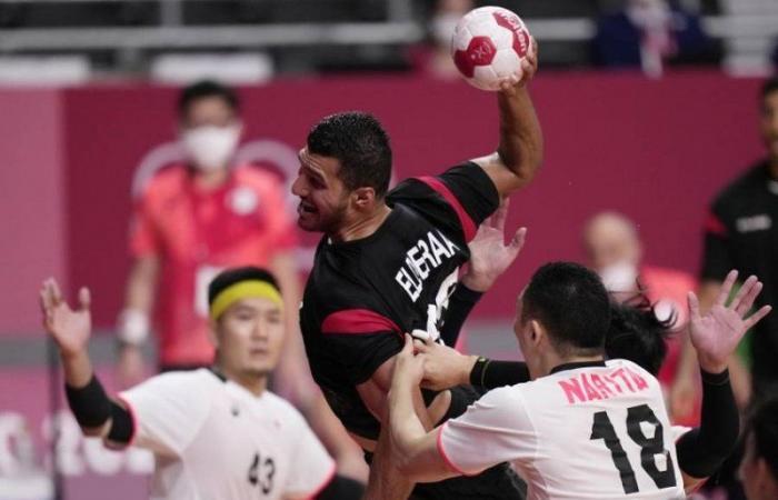 طوكيو 2020.. كرة اليد: مصر تصعد لربع النهائي بعد الفوز على السويد بفارق 5 أهداف
