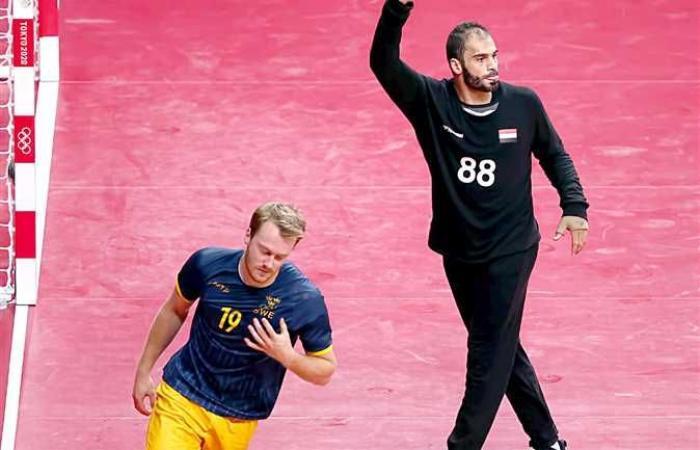 مبروك لأولاد زادوا الأعياد.. منتخب اليد يتخطى السويد ويقترب من تحقيق ميدالية أوليمبية