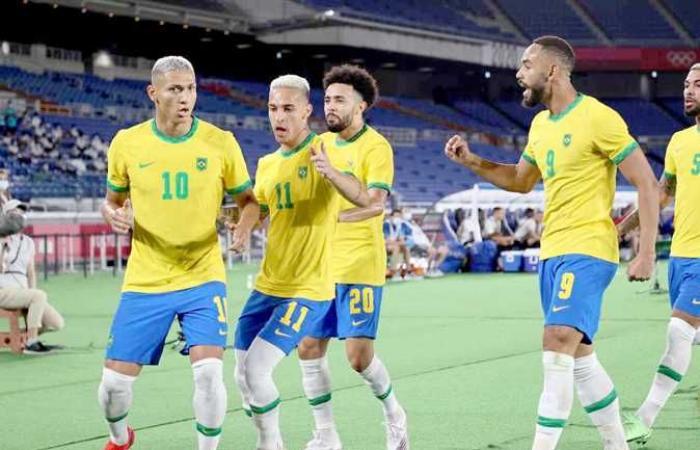 نجوم البرازيل يسخرون من إقصاء الأرجنتين من دور المجموعات بأولمبياد طوكيو