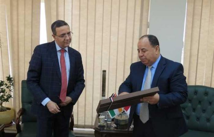 وزير المالية : لدينا فرص تنموية واعدة في مصر للاستثمار الأجنبي