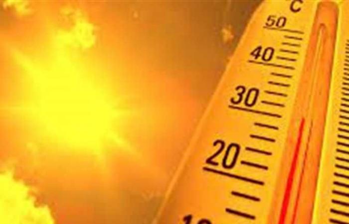 طقس شديد الحرارة بشمال سيناء