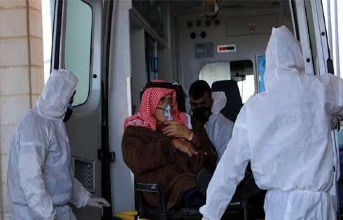 تسجيل 12 وفاة و 562 اصابة جديدة بفيروس كورونا في الاردن