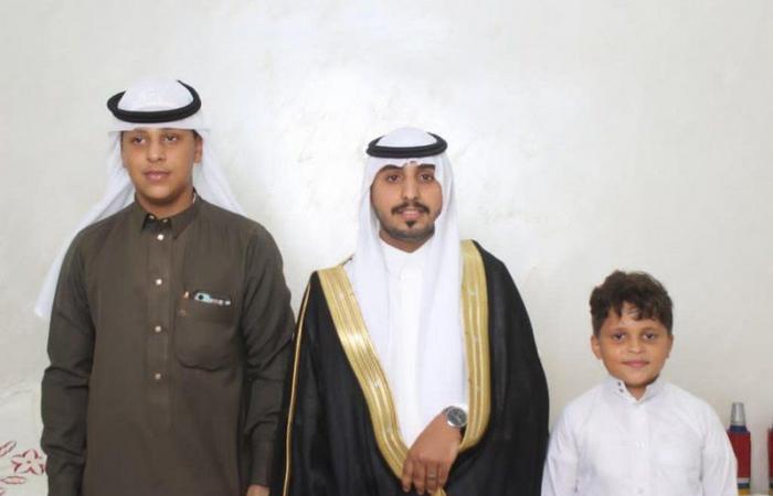 """""""آل بقار المداخلة"""" يحتفلون بزواج الشاب أحمد في صامطة"""