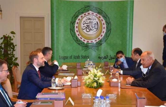 أبو الغيط يبحث مع وزير خارجية التشيك تطورات القضية الفلسطينية
