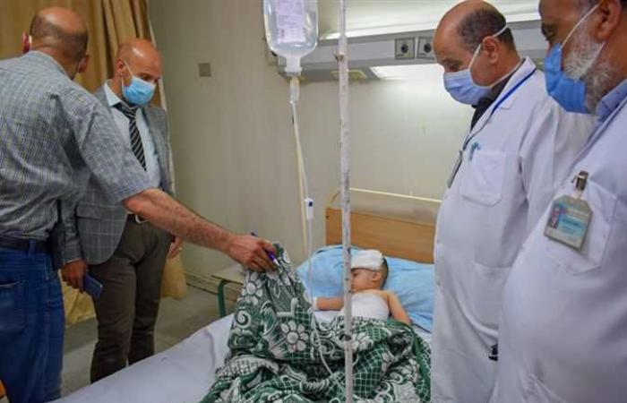 صحة الشرقية : تفعيل جراحات المخ والأعصاب بمستشفى بلبيس الأسبوع المقبل