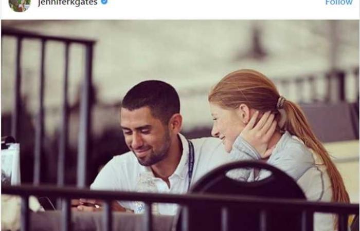 «فارس مصري وثروته 75 مليون دولار».. بيل جيتس يدعم زوج ابنته نايل نصار في «طوكيو 2020»