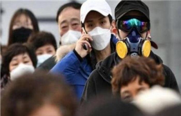 كوريا الجنوبية تسجّل 1219 إصابة جديدة بكورونا و49 حالة بمصر
