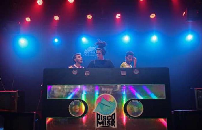 أغاني التسعينيات تسيطر على حفل «ديسكو مصر» في ساقية الصاوي