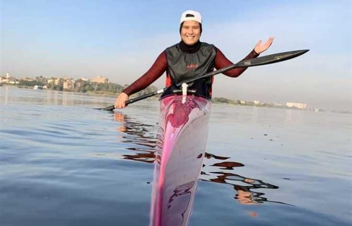 أولمبياد طوكيو 2020.. سما فاروق تودع منافسات الكياك من الدور ربع النهائي