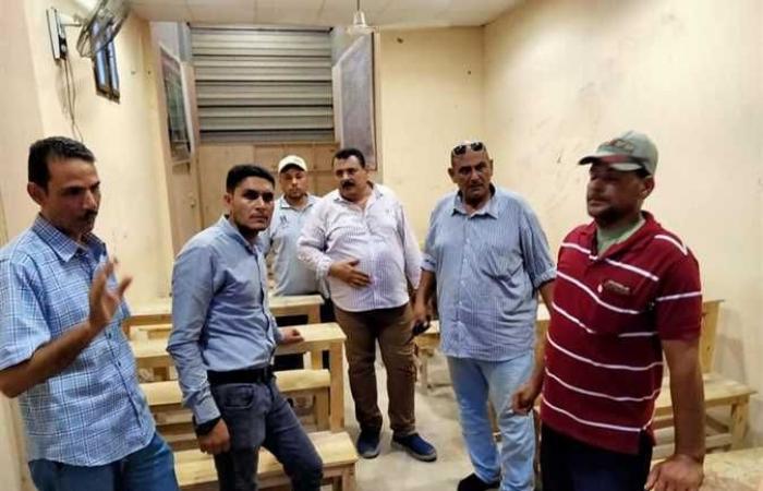 غلق 6 مراكز دروس خصوصية في كفر الشيخ