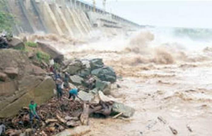 السودان: إيراد النيل الأزرق 766 مليون متر مكعب.. والخرطوم وصلت لمنسوب الفيضان