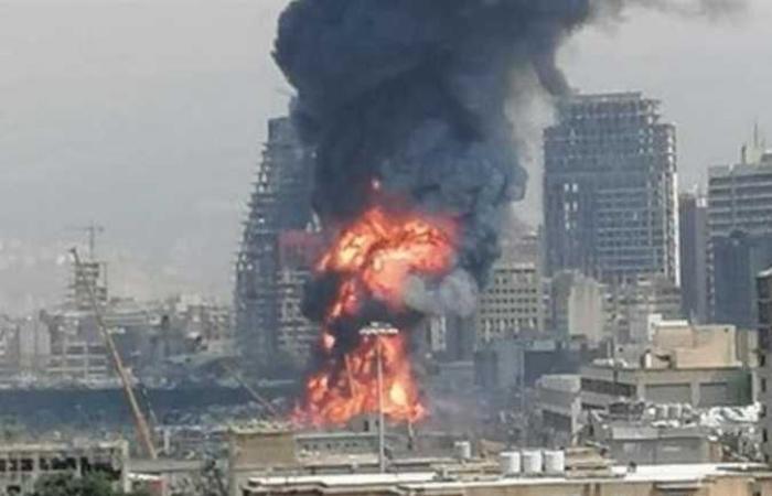 «هيومن رايتس» تتهم مسؤولين كبار بالتورط في انفجار مرفأ بيروت