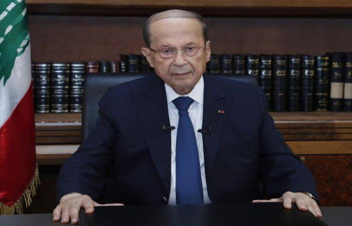 الرئيس اللبناني: أبذل قصارى جهدي لتذليل أي عقبة أمام تشكيل الحكومة