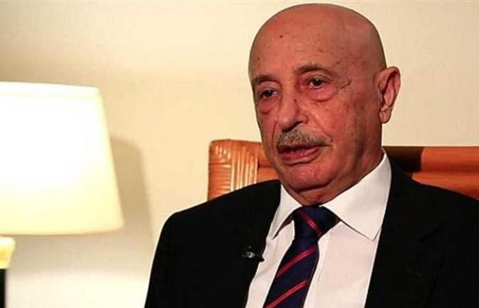 عقيلة صالح: لن يكون هناك مصالحة وطنية في ليبيا قبل انتخاب الرئيس الجديد