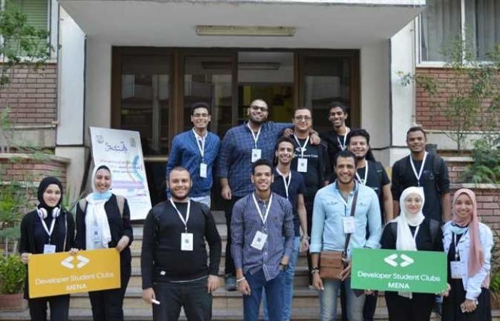فريق مطورى «جوجل دى اس سي» بأسيوط :ندعم تعليم البرمجة لطلاب جامعة أسيوط من كل الكليات