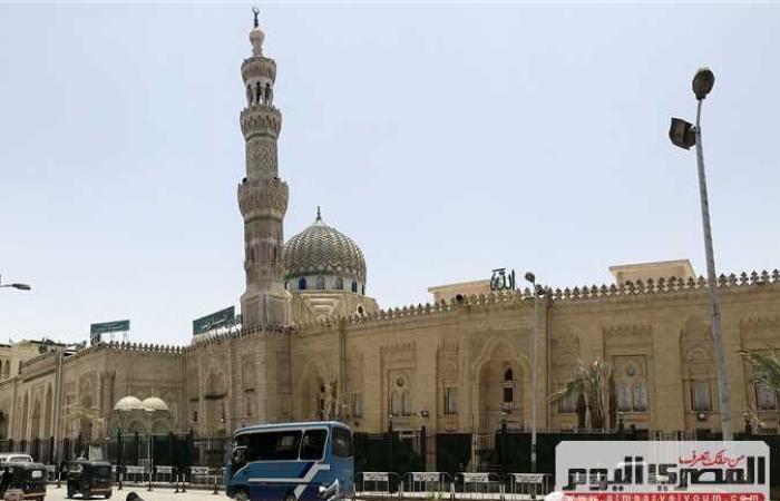 الأوقاف : غلق مصلى السيدات بمسجد السيدة زينب لعدم الالتزام بإجراءات كورونا