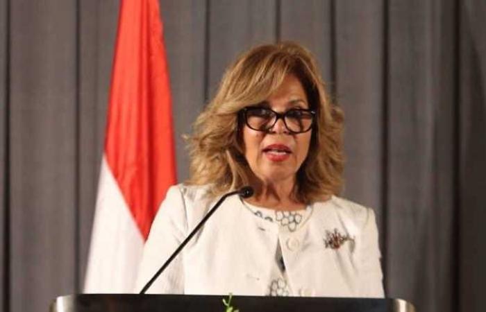 «مشهد يليق بعظمة مصر».. مشيرة خطاب عن احتفالية استراتيجية حقوق الإنسان