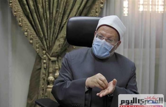 لم ولن تنكسر.. المفتي: مصر عصية على كل من يريد هدمها لأن الله يريد لها الخير