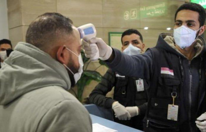 مصر إصابات كورونا تواصل الارتفاع.. تسجل 491 إصابة جديدة في 24 ساعة