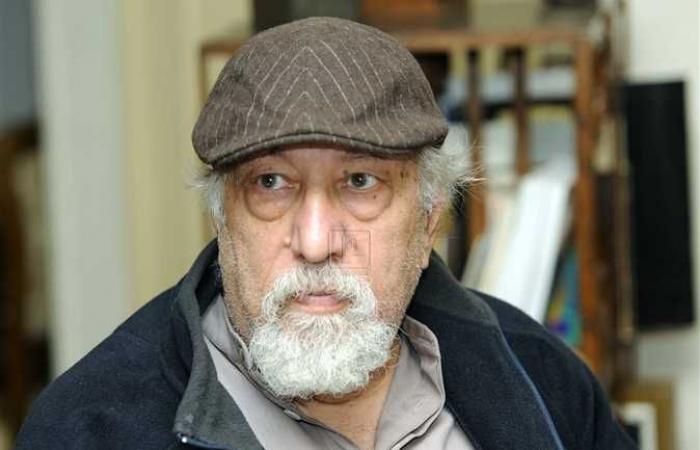 «زي النهارده» وفاة الفنان التشكيلى عدلى رزق الله 15 سبتمبر 2010