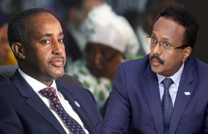 الرئيس الصومالي يعلق سلطات رئيس الوزراء في عزل وتعيين المسؤولين