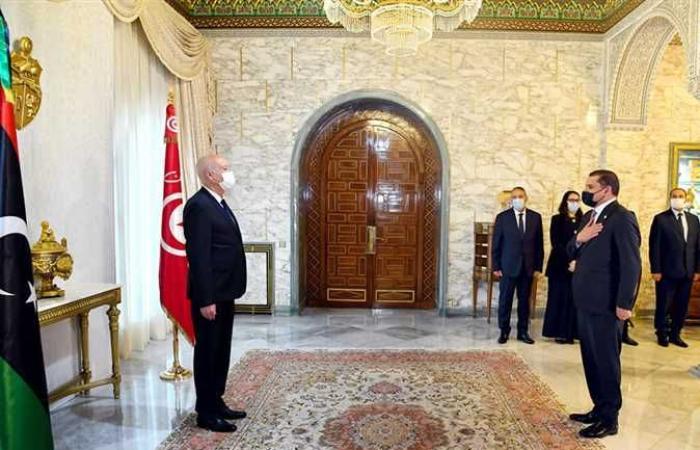 حكومة الوحدة الوطنية الليبية تعلن فتح الحدود مع تونس