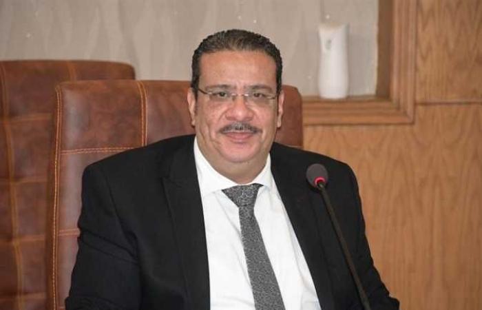 قرارات رئيس جامعة قناة السويس باستكمال تشكيل هيكل القيادات بكلية الطب البيطري