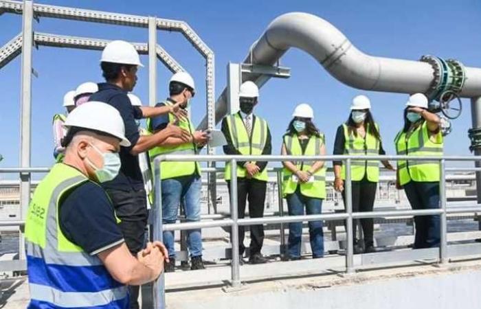 الفرنسية للتنمية: انتهاء مشروع معالجة الصرف الصحي بشرق الإسكندرية العام المقبل