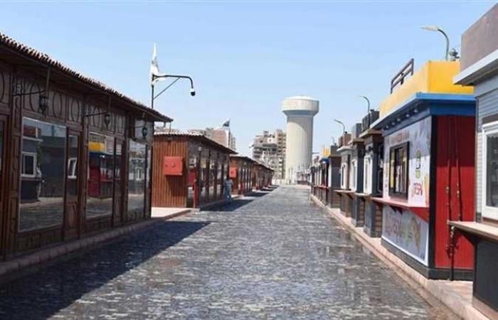 نائب يقترح تنفيذ «شارع مصر» في محافظة قنا لدعم مشروعات الشباب