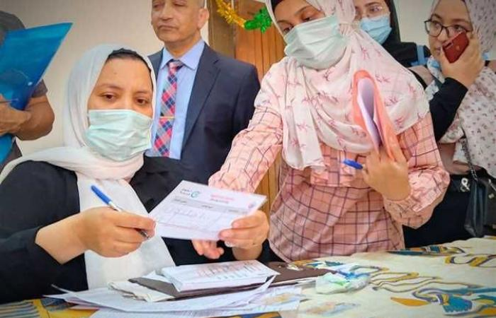 جداول دراسية احتياطية في حال ارتفاع الإصابات بفيروس كورونا بجامعة المنيا