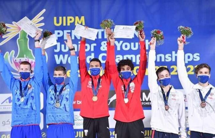 المجر وكازاخستان يتصدران منافسات فردي السباحة ببطولة العالم للخماسي الحديث