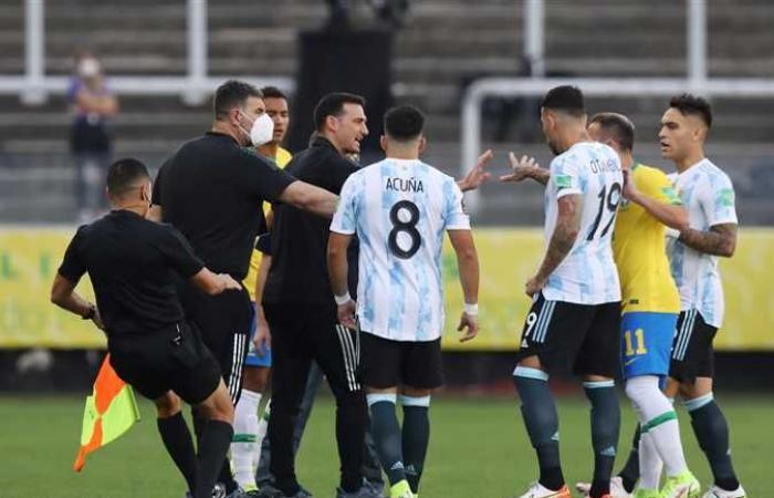 جوميز ينتقد البرازيل.. ما حدث في مباراة التانجو والسامبا متعمد
