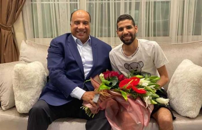 الزمالك يتمنى الشفاء العاجل لمحمد مصيلحي رئيس الاتحاد السكندري