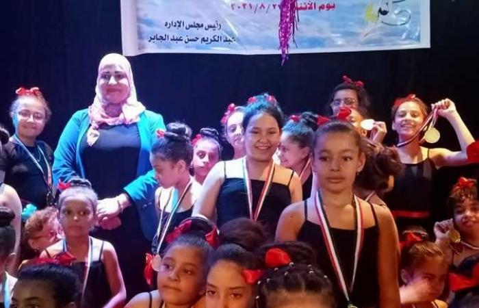 فرقة أبوقير للموسيقي العربية بفرع ثقافة مطروح