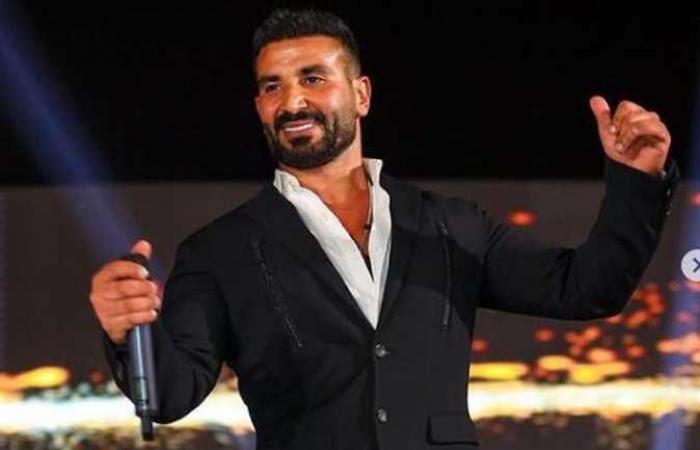 بسبب الغناء بلاي باك ..أول قرار من نقابة المهن الموسيقية ضد المطرب أحمد سعد