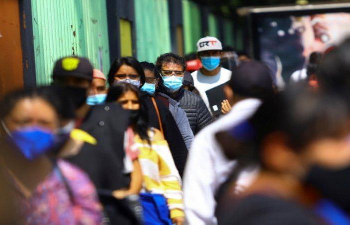 المكسيك تسجل 11711 إصابة بكورونا و765 وفاة